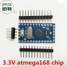 1pcs pro mini atmega168 Pro Mini 168 Mini ATMEGA168 3.3V/8MHz for Arduino(China (Mainland))