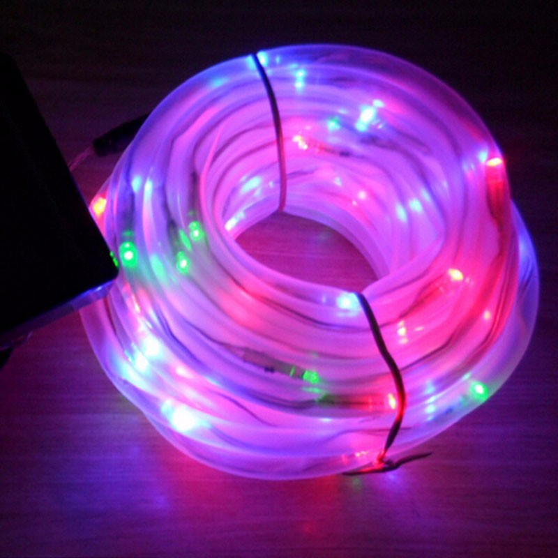LED solar rope light-11