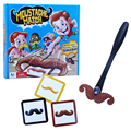 YUSHIXING Moustaches Match Game Moustache Smach for Family Fun Game Entertainment Toys for 2 4 People