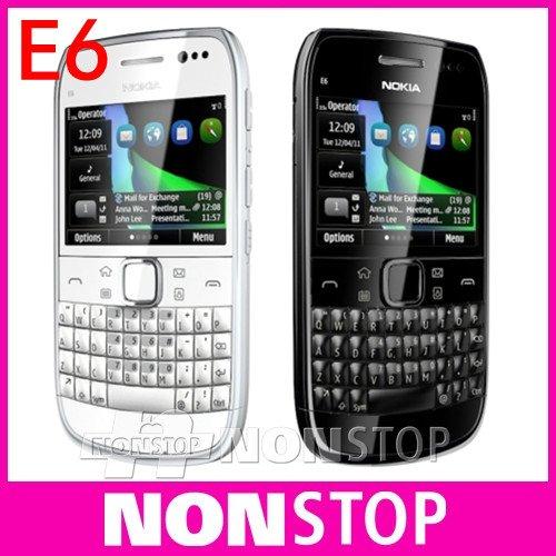 E6 оригинальный nokia e6 gps на