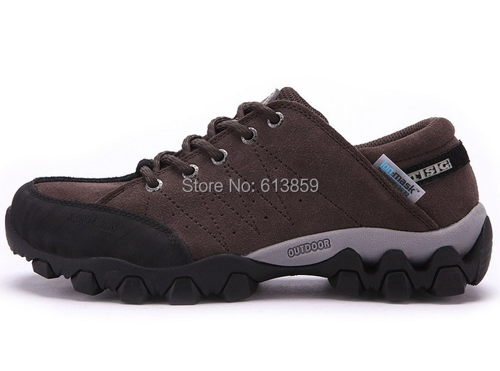 2015 men women age season waterproof breathable Mountaineering shoes outdoor hiking shoe Climbing Portable skid - AYE Electronic Technology Co. Ltd store