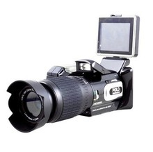 HD Digital DV Camcorder Video Camera HD9100 + 16x Telephoto Lens + Wide-angle Lens 2.5'' LCD 16MP(China (Mainland))