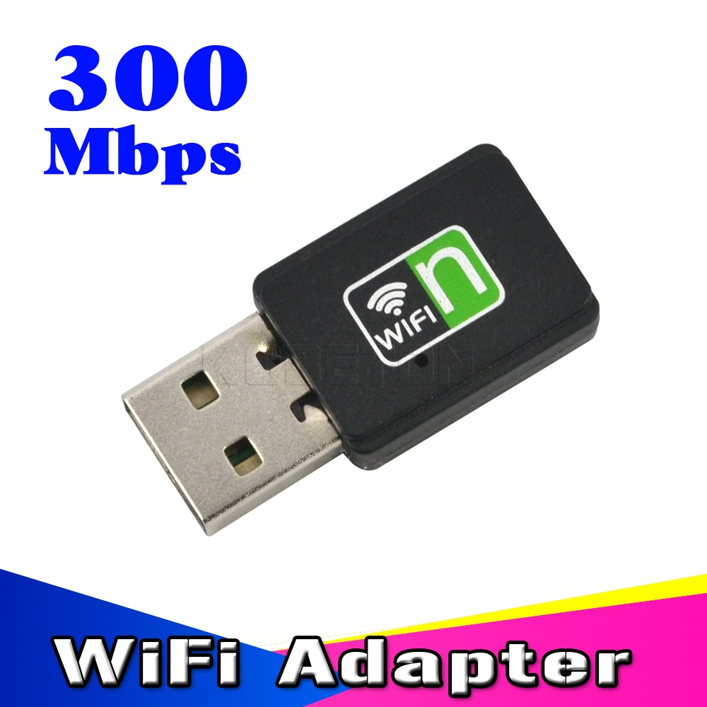 New Arrival Mini 300Mbps Wireless Network Card USB Router wifi Adapter WI-FI Sender Internet for PC Laptop Wifi Signal Receiver(China (Mainland))