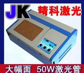 Touch screen Laser Engraving Machine JK-K3020 co2 laser cutting machine 40w laser cutting machine with 200*300mm USB port(China (Mainland))