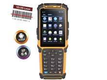 Rugged android pda wireless barcode reader portable pos terminal TS-901(China (Mainland))