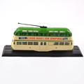 1:87 Scale Atlas Diecast Practice Mannequin Collectible Tram Car Juguetes Mannequin Toys Present