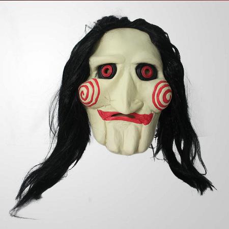 Saw Mask Send Wig Chainsaw