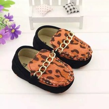 Summer popular fashion Small fresh Personality Unisex baby Solid Hook & Loop Genuine Leather Rubber Leisure shoes(China (Mainland))