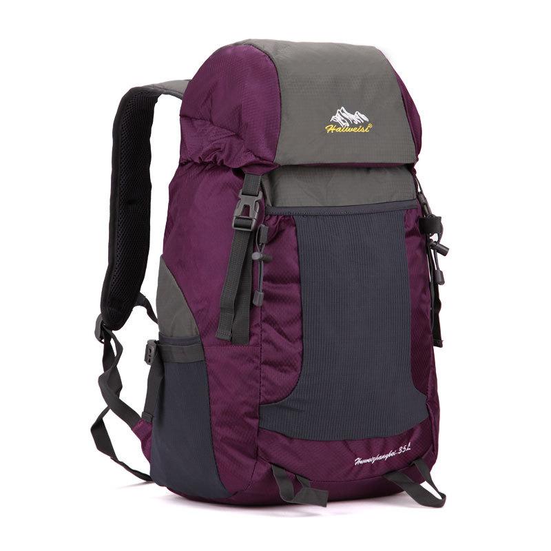 Brand woman men's mochilas bags sports waterproof travel outdoor camping equipment hiking mountaineering bike bagpack backpacks(China (Mainland))
