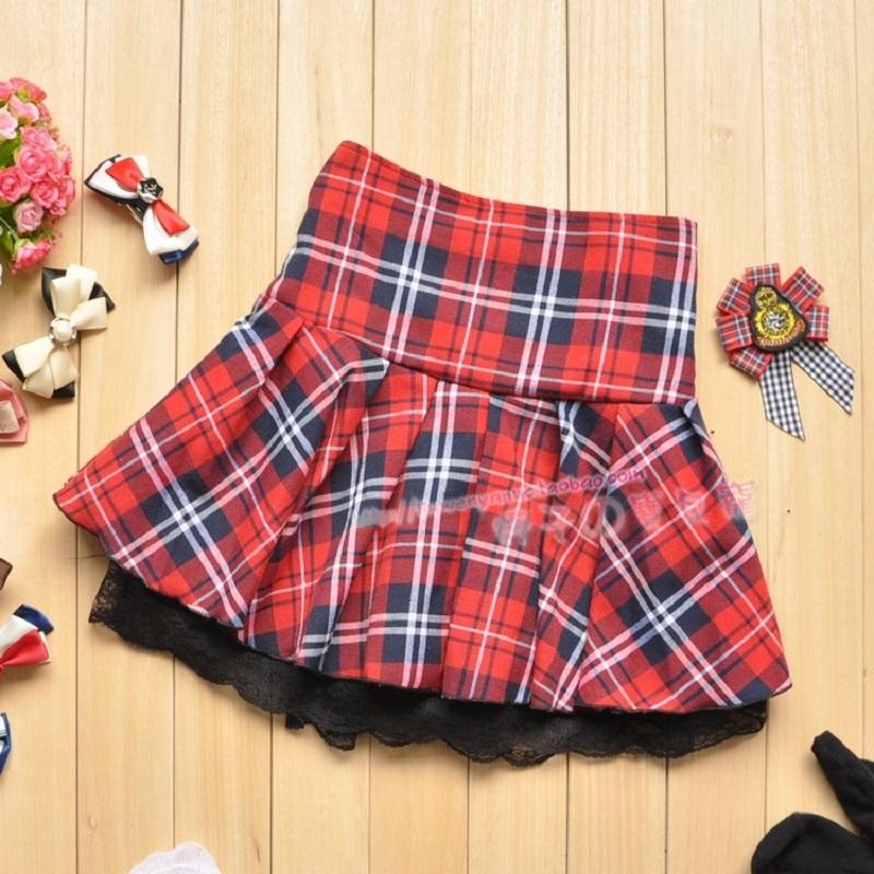 2016 Hot Sell New Fashion Popular Red Casual font b Scotland b font short font b