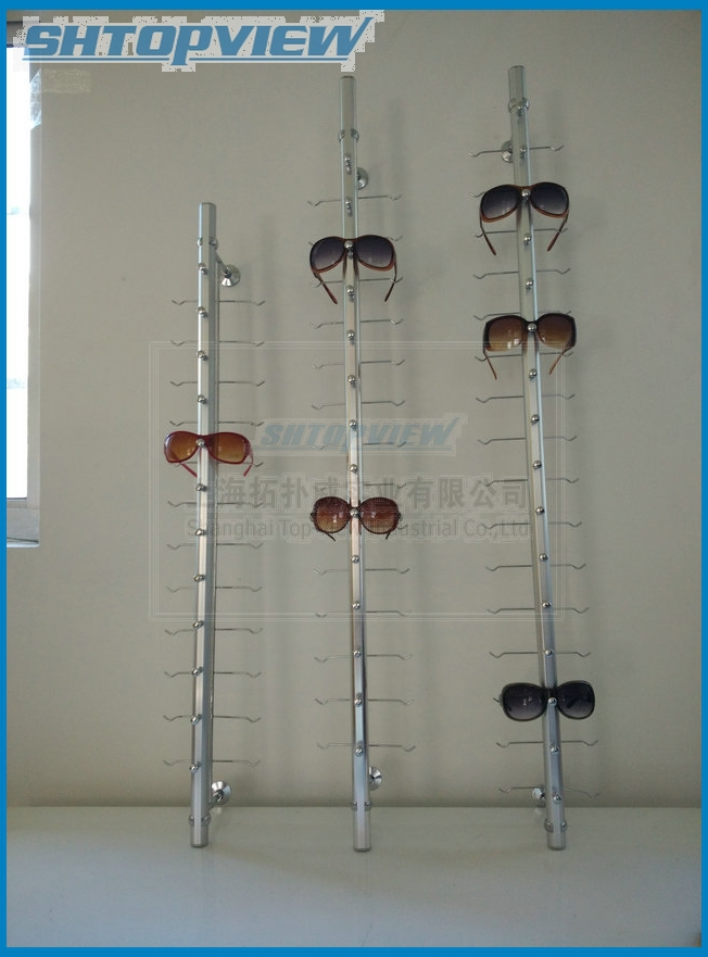 NOC A 14PC 110CM metal wall Mount eyeglasses holder ...