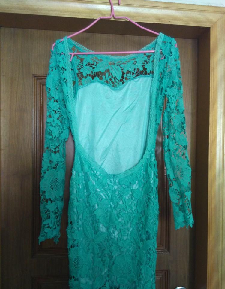 Vestido de Guipir