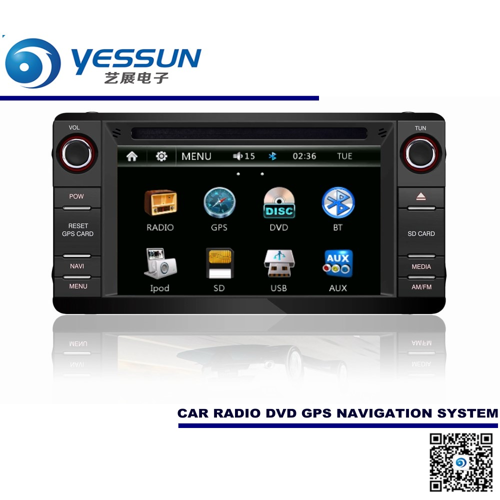 For Mitsubishi Outlander / Outlander Sport 2010~2016 Car DVD Player GPS Navigation Audio Video Multimedia System(China (Mainland))