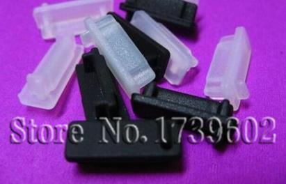 10pcs ESATA-A Notebook Computer Digital Interface soft silicone protective plug dust plug waterproof patent beautiful(China (Mainland))