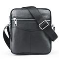 2016 New Casual small men s bag genuine leather brand men messenger bags business men mini