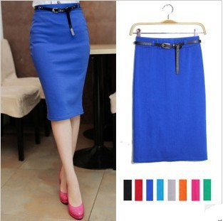 Knee Length Pencil Skirt | Jill Dress