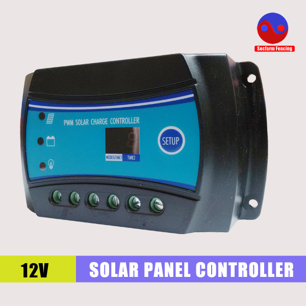 12V overcharge protection solar panel controller for solar panel and energizer(China (Mainland))