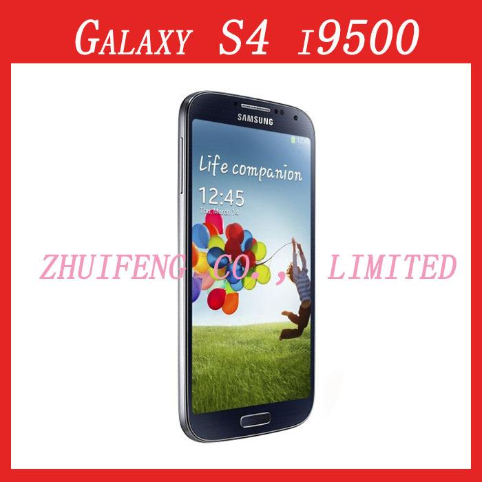 I9500 первоначально открынный Samsung Galaxy S4 i9500 GSM 3 г андроид мобильный телефон Quad 5.0