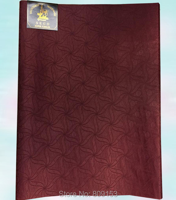 Free shippin !! ( 2pcs/pk) graceful wine red African sego head tie high quality African head wrapper for lady HT507(China (Mainland))