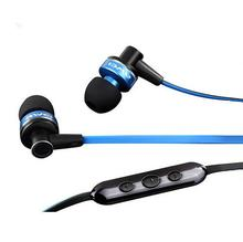 New AWEI S90vi High Performance In-ear Stereo Earphones with Mic&Control ,Bass Headset for Iphone free shipping