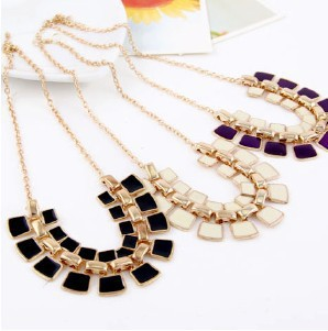 Statement Necklace & Pendant Collier Femme Bijoux Collar Mujer Colar Vintage Jewelry Fashion Necklace For Women 2015 Accessories(China (Mainland))