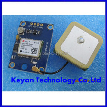 Free Shipping Ublox NEO-6M GPS Module with EEPROM for MWC/AeroQuad with Antenna for Flight Control and Aircraft FZ0040