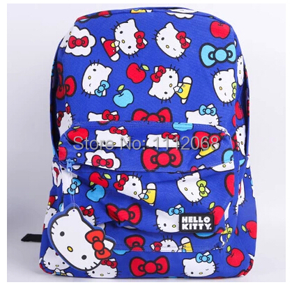 Anime Kitty Backpack Anime Hello Kitty Backpack