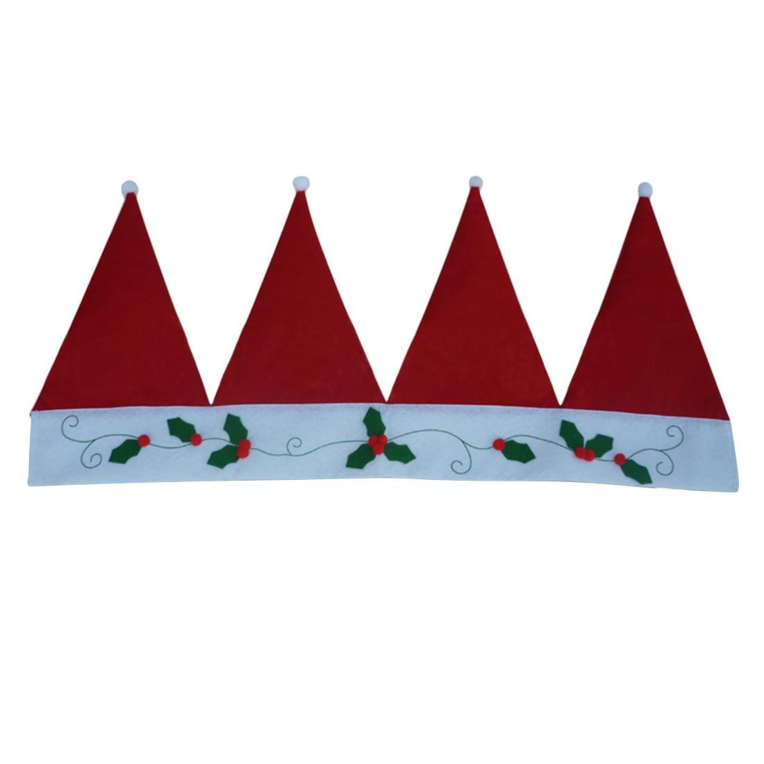 Rouge blanc rideaux de la cuisine promotion achetez des for Decoration porte rouge