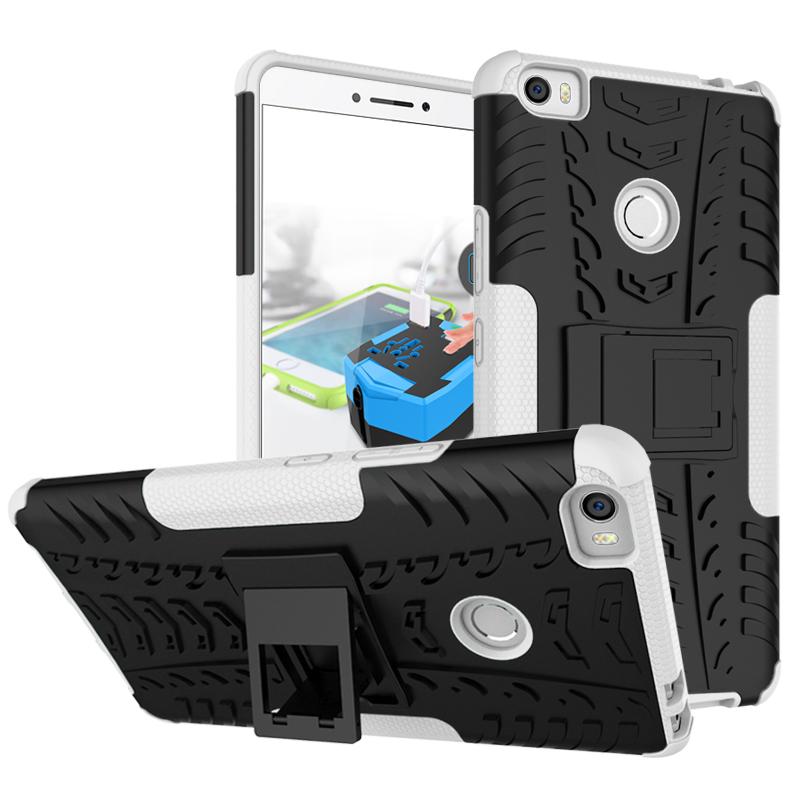 High Quality For Xiaomi Max Ultra Hybrid Kickstand Case TPU+PC Slide Bracket Anti-knock Phone Cases Cover(China (Mainland))