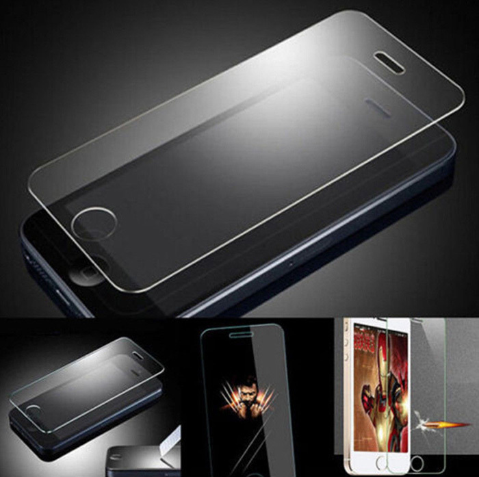 iphone 6 4.7 inch 0.2 mm tempered glass screen protector film applies steel explosion-proof membrane - Mobile phone holster, shell and retail store