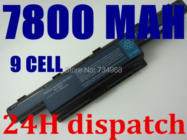 9cell Laptop Battery for Acer Aspire 5336 5342 5349 5551 5560G 5733 5733Z 5741 5742 5742G 5742Z 5742ZG 5749 5750 5750G 5755<br><br>Aliexpress
