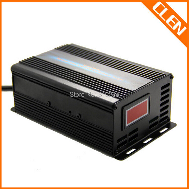 Free Shipping 12V 15A High frequency lead acid battery charger from Negative Pulse Tech<br><br>Aliexpress