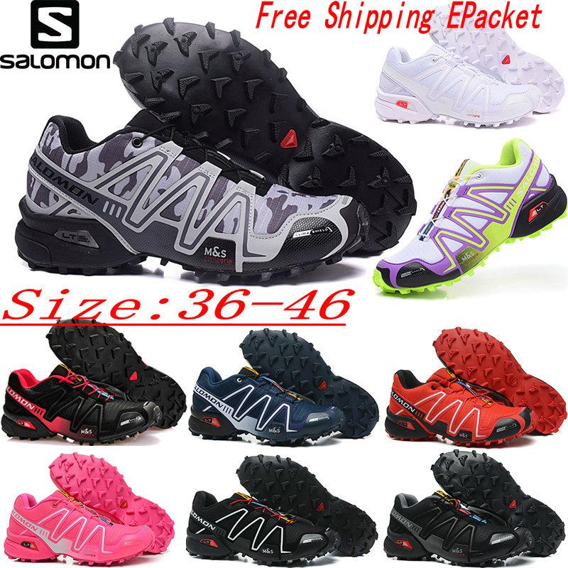 chaussures promotionnels salomon