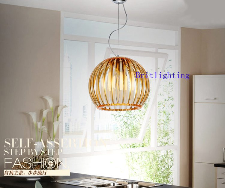 Verlichting Keuken Hanglamp : Kitchen Island Single Pendant Lights