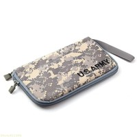 Tactical Multifunction 600D Oxford Camouflage Tool Handbag 11.5 Inch Airsoft Pistol Bag Pouch Handgun bag - 6 Colors Optional
