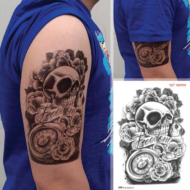 Freedom Tattoo For Men