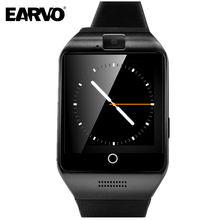 Original Apro 8GB Memory Connected Bluetooth Wristband Clock Health Q18 Smart Watch Phone for Android IOS PK DZ09 F69 Smartwatch