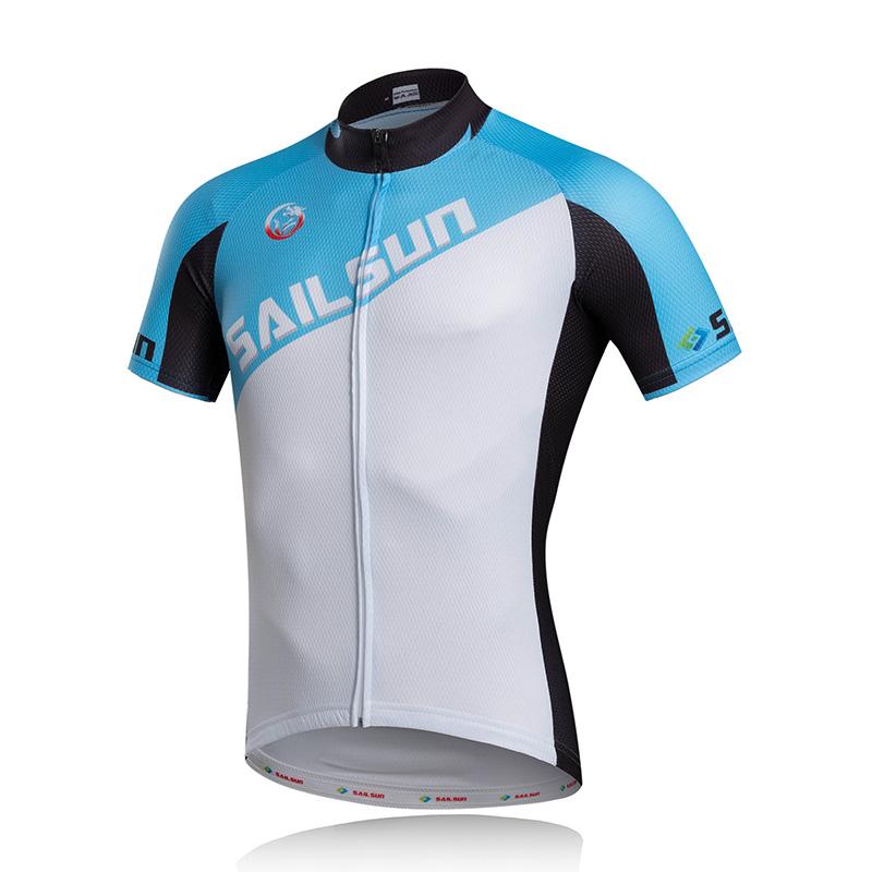 2016 Man Cycling Jersey Bike Bicycle Short Sleeve Sportswear Popular Cycling Clothing CC6142-SJ