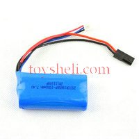 MJX toy T40C helicopter parts RC helicopter MJX T40C-026 7.4V,1500mAh Battery(China (Mainland))