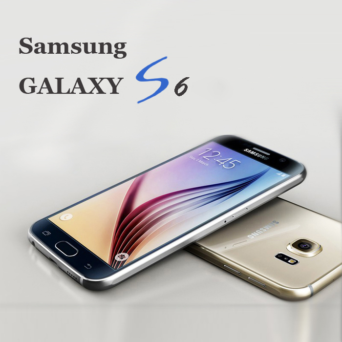 """For Samsung Galaxy Original S6 Mobile Phone 3GB RAM 32GB ROM 5.1"""" Android 5.0 Mobile Cell Phones S6 Smartphones(China (Mainland))"""