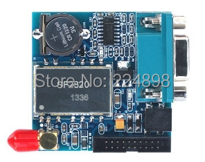 gps - How to make SirfStar IV chip operate as I2C slave