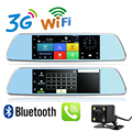 New 7 inch 3G GPS DVR Android 5 0 WiFi Hotspot Bluetooth Phone Call Full HD