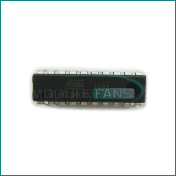 Гаджет  ATMEL ATTINY 2313 ATTINY2313-20PU DIP-20 MCU AVR CHIP IC None Электронные компоненты и материалы