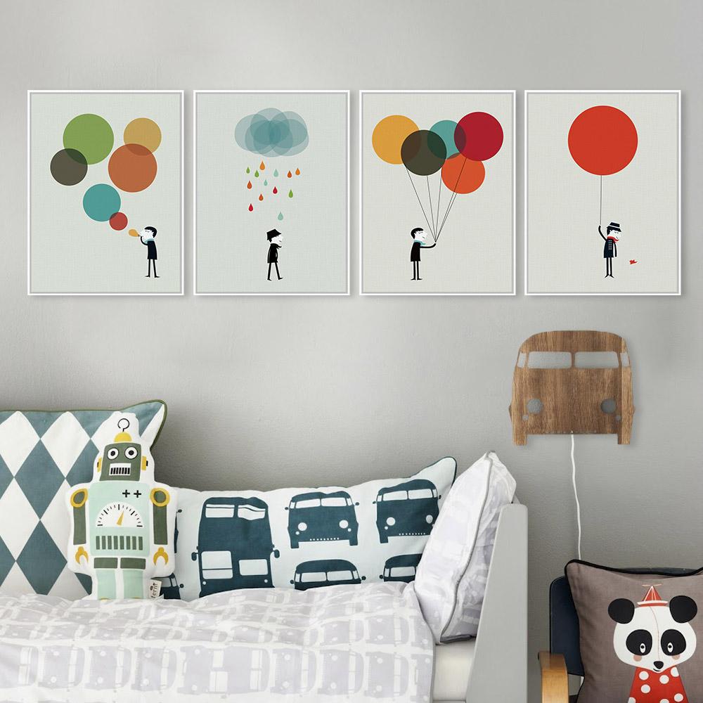 Online kopen wholesale slaapkamer canvas schilderijen uit china slaapkamer canvas schilderijen - Deco schilderij slaapkamer jongen ...