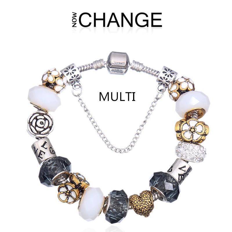 Silver bead earrings - solid silver heart earrings retired
