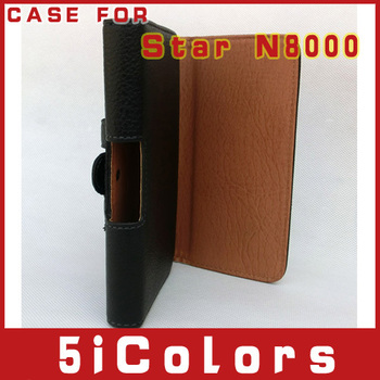 Free shipping beautifully simple belt pockets bodypack Star N8000 case (5icolors-B4)