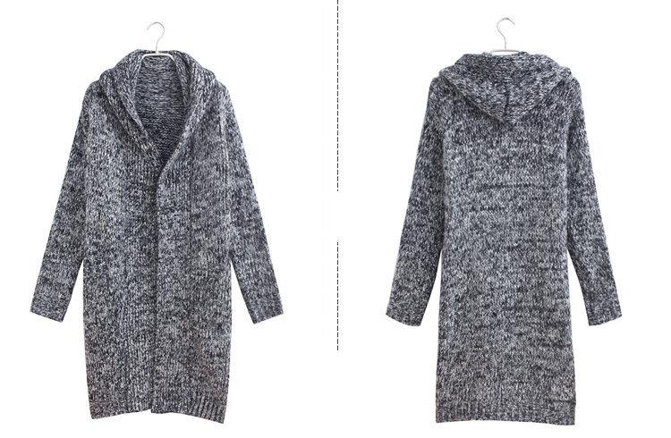 Sweater Coat With Hood - Best Hood 2017