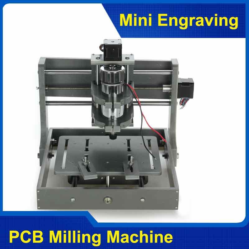 Pcb fraiseuse CNC 2020B bricolage CNC sculpture sur bois Mini Machine  ~ Fraiseuse Cnc Bois