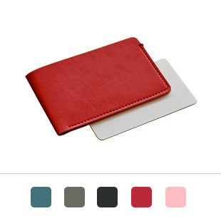 Daycraft flagship fashion supplies card case clip card stock free air mail