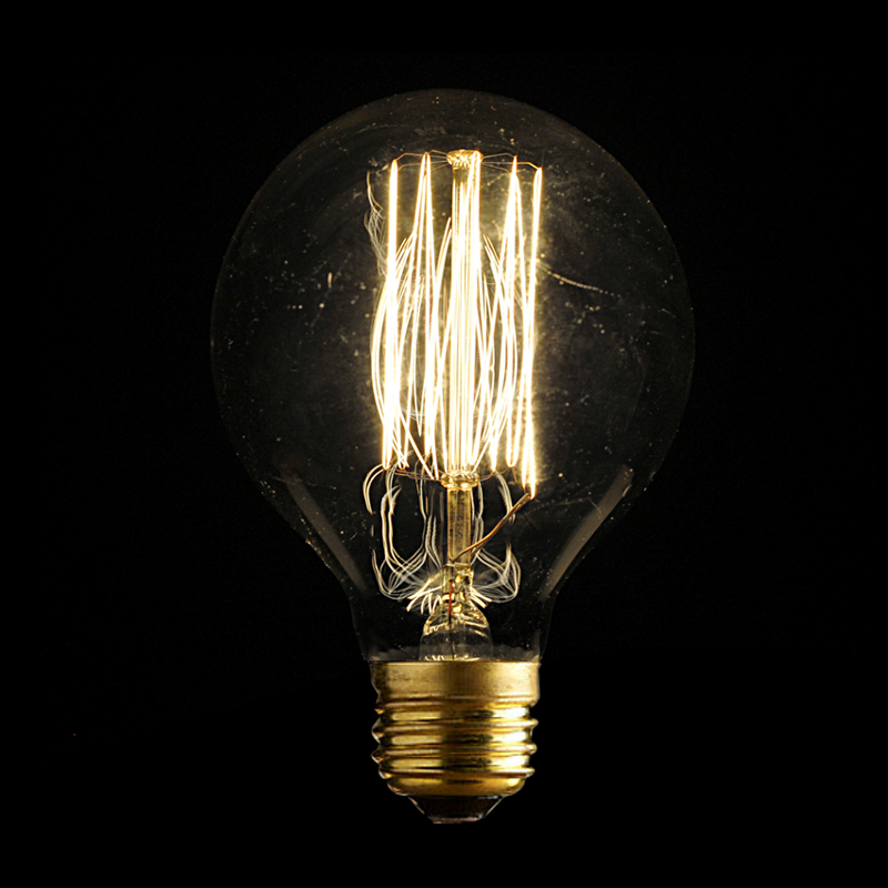 Vintage Retro Filament Edison Antique Industrial Style LED Lamp Light Bulb E27 40W(China (Mainland))